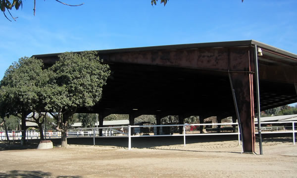 Large Covered Arena